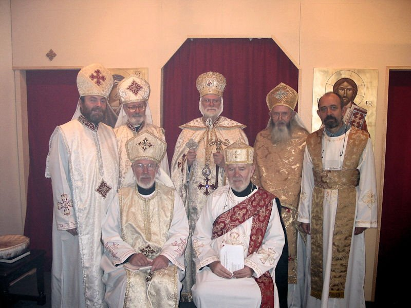 Dedication of St. Alban\'s Church at Chatham, 2002