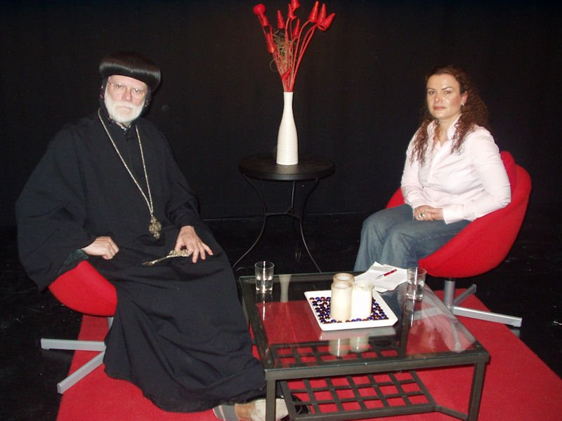 Interview with Syrian Orthodox Television, 2007