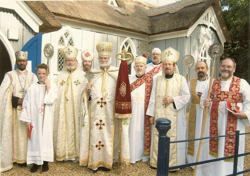 Babingley Consecration, 2001