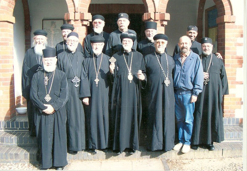 BOC Clergy Conference at Walsingham 2004