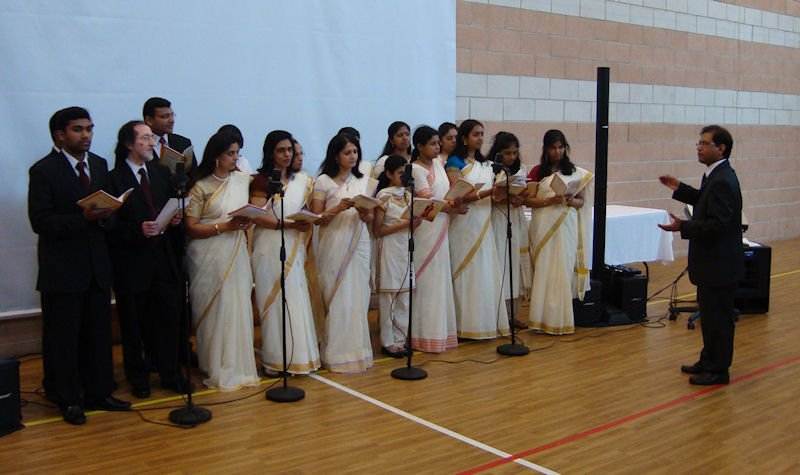 Indian Orthodox Choir