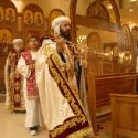 Bishop Angaelos and Abba Seraphim