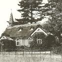 St. Felix Church at Babingley circa 1935