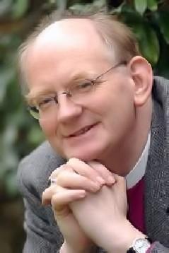 The Right Rev'd Kenneth William Stevenson, former Bishop of Portsmouth, died on 12 January 2011. - Kenneth-William-Stevenson