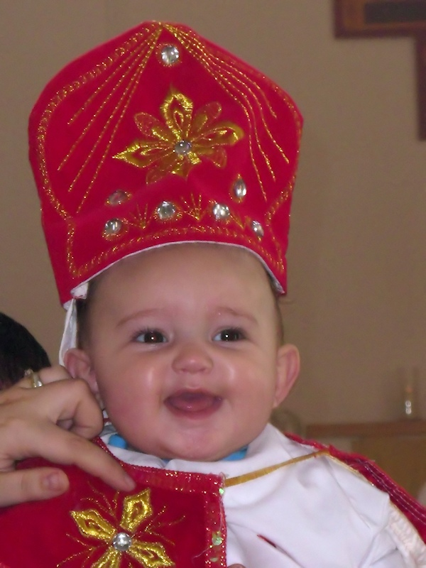 Baptism The British Orthodox Church