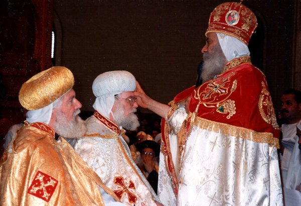 Abba Seraphim's Ordination 1994