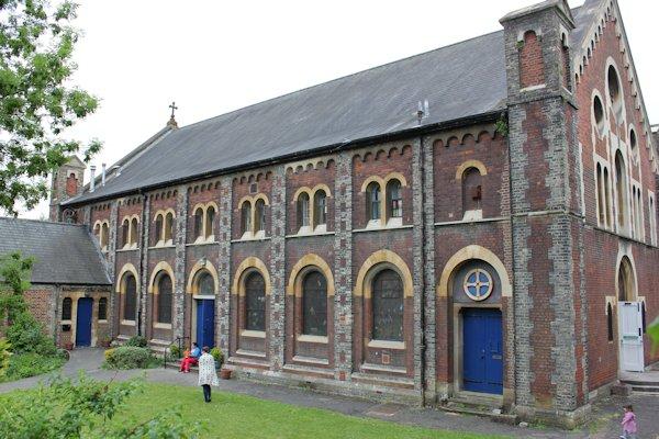 Church of St. Thomas the Apostle, Charlton