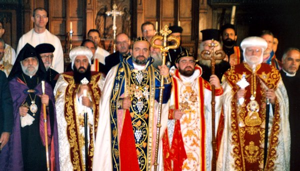 Enthronement of first Syrian Orthodox Bishop in UK