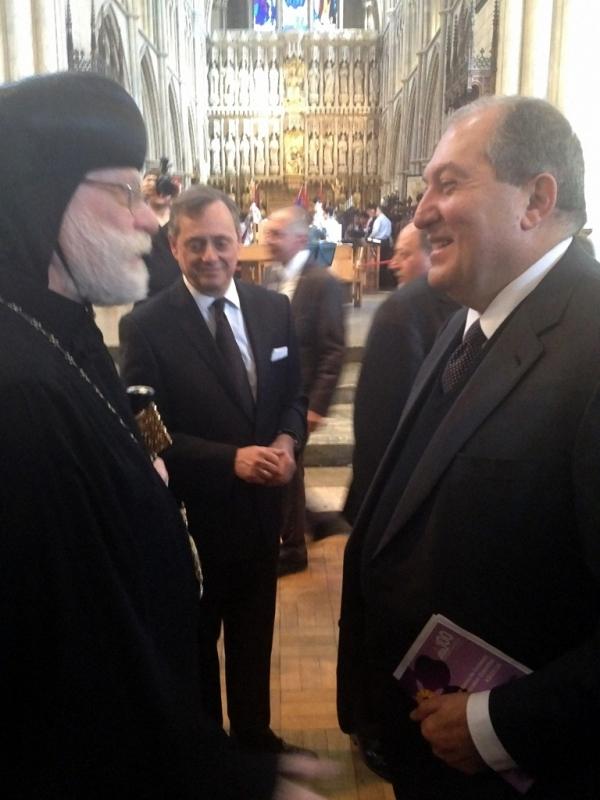 armenian amas