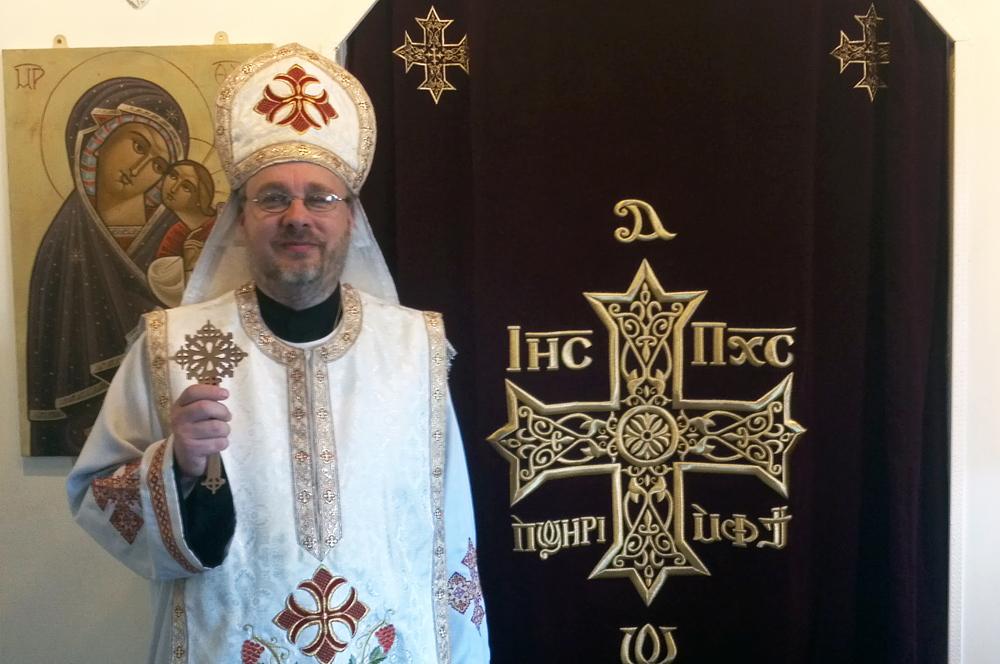 New veil at St Alban's