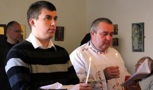 Chatham Ordinations - Trevor and Roman